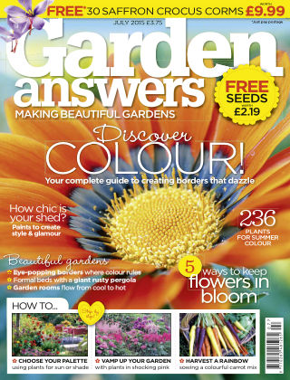 Garden Answers July 2015