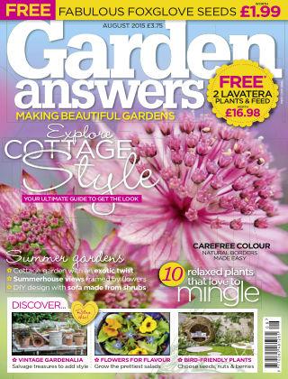 Garden Answers August 2015