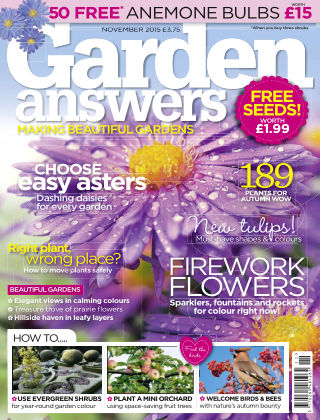 Garden Answers November 2015