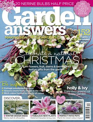 Garden Answers December 2015