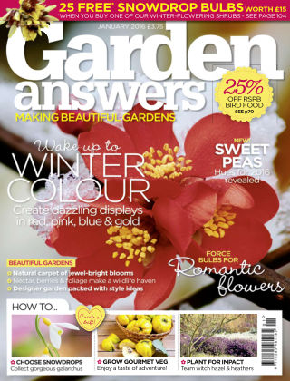 Garden Answers January 2016