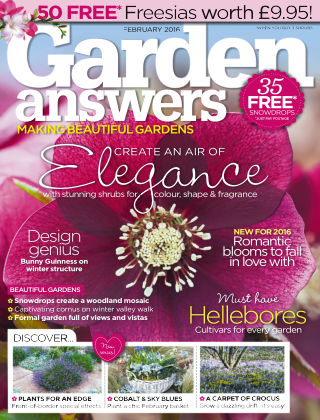Garden Answers February 2016