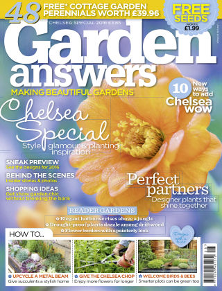 Garden Answers Chelsea Special 2016