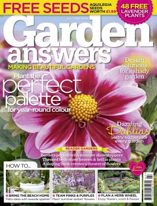Garden Answers July 2016