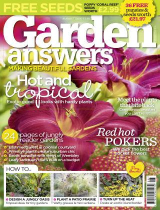 Garden Answers August 2016