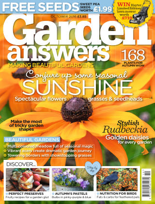 Garden Answers October 2016