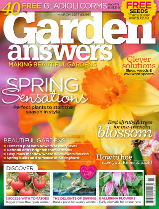 Garden Answers March 2017