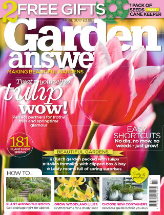 Garden Answers April 2017