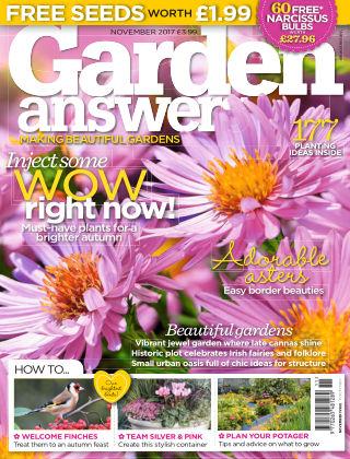 Garden Answers November 2017
