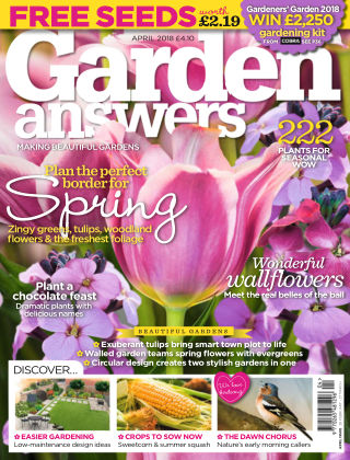 Garden Answers Apr 2018