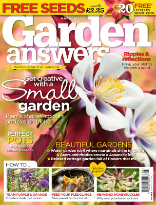Garden Answers May 2018