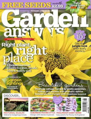 Garden Answers Aug 2018