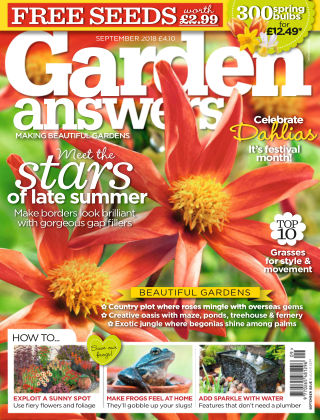 Garden Answers Sep 2018