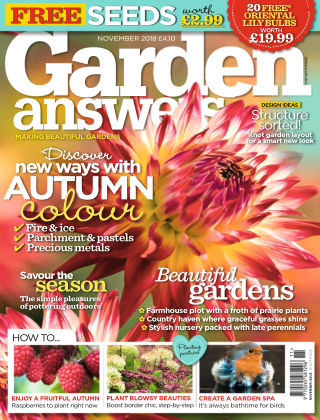 Garden Answers Nov 2018