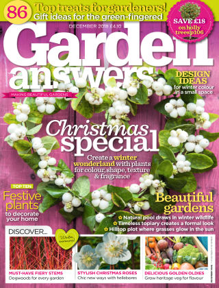 Garden Answers Dec 2018