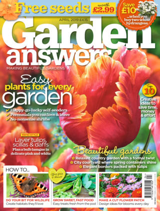 Garden Answers Apr 2019
