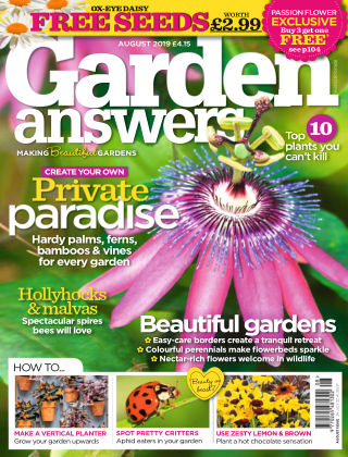 Garden Answers Aug 2019