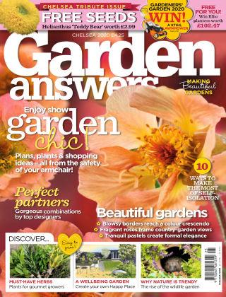 Garden Answers Chelsea Flower Show