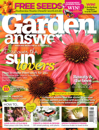Garden Answers August 2020