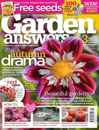 Garden Answers October 2020