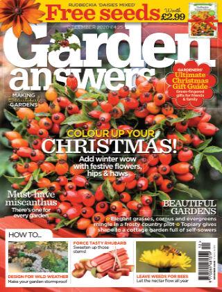 Garden Answers December 2020