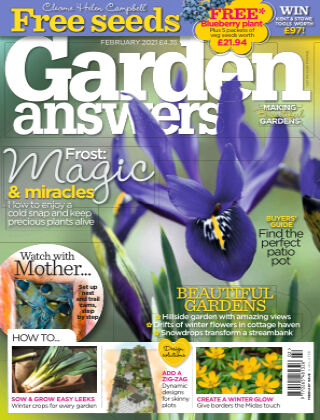 Garden Answers February 2021