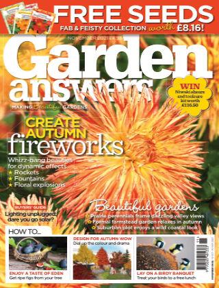 Garden Answers November 2021