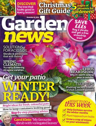 Garden News NR.46 2014