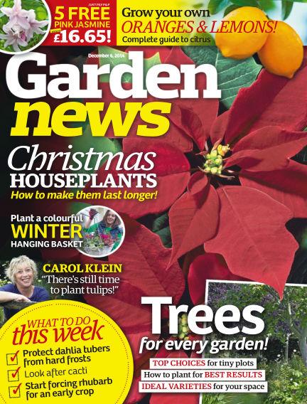 Garden News December 02, 2014 00:00