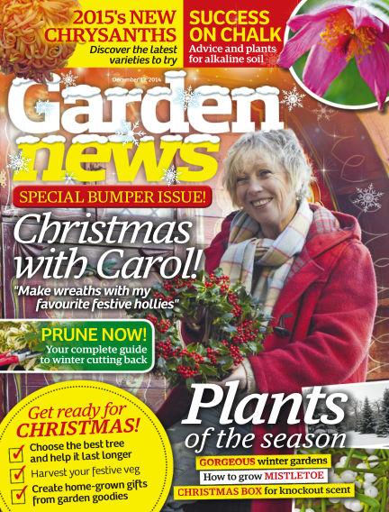 Garden News December 09, 2014 00:00