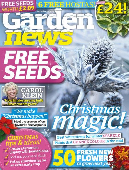 Garden News December 16, 2014 00:00