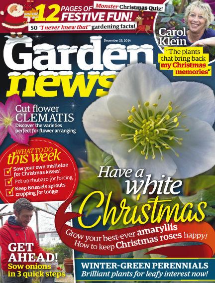 Garden News December 23, 2014 00:00