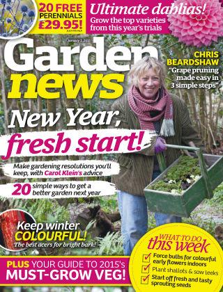 Garden News NR.52 2014
