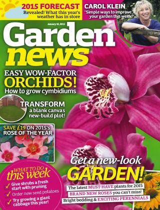 Garden News NR.01 2015