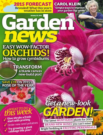 Garden News January 06, 2015 00:00