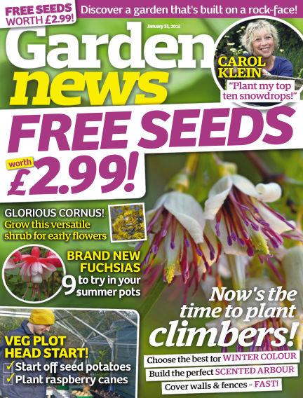 Garden News January 27, 2015 00:00