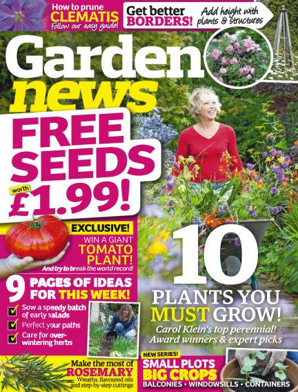 Garden News February 03, 2015 00:00