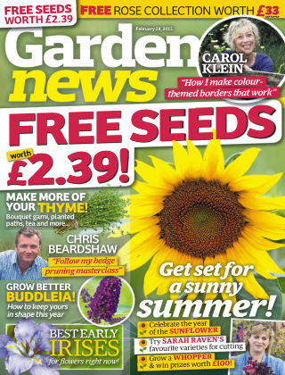 Garden News NR.08 2015
