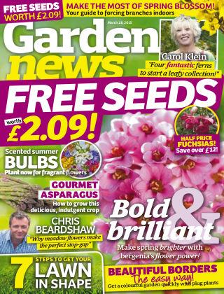 Garden News NR.12 2015