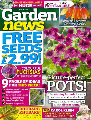 Garden News NR.15 2015