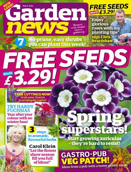 Garden News May 05, 2015 00:00