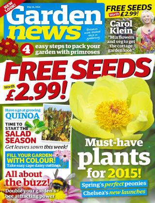 Garden News NR.19 2015
