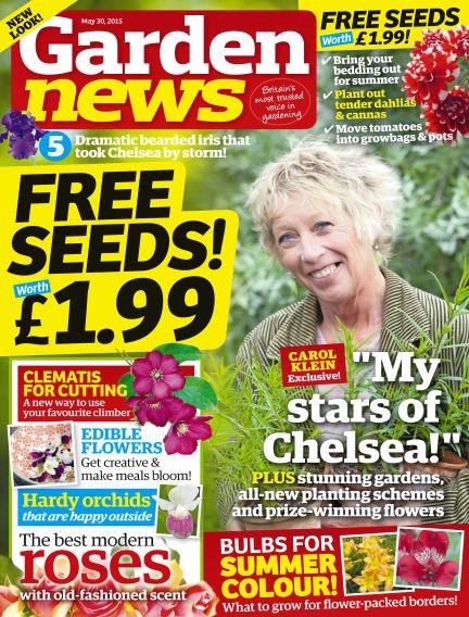 Garden News May 26, 2015 00:00