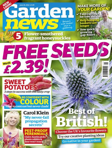 Garden News June 16, 2015 00:00