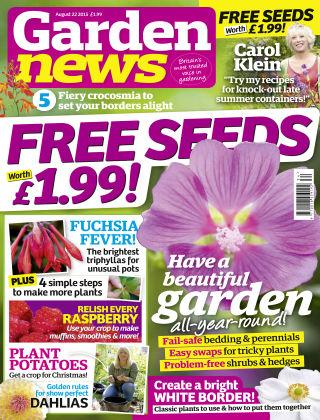 Garden News NR.33 2015