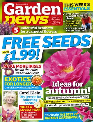 Garden News NR.36 2015