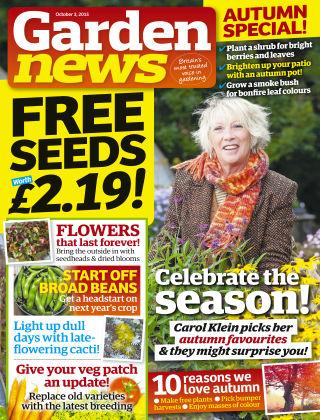 Garden News NR.39 2015