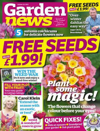Garden News NR.40 2015