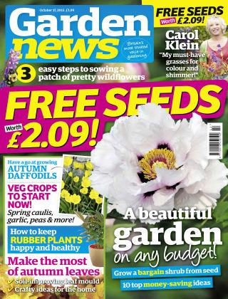 Garden News NR.41 2015