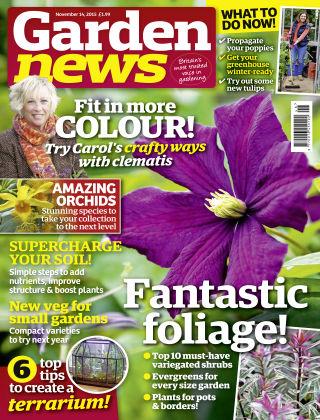 Garden News NR.45 2015